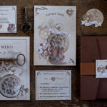 Pauline Herve_Maquilleuse Nantes_mariage_inspiration_Steampunk_Deco