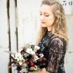 Pauline Herve_Maquilleuse Nantes_mariage_inspiration_rock_noir_metal